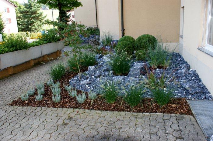 Gartenbau  Steingarten  GARTEN-FREIRAUM GmbH